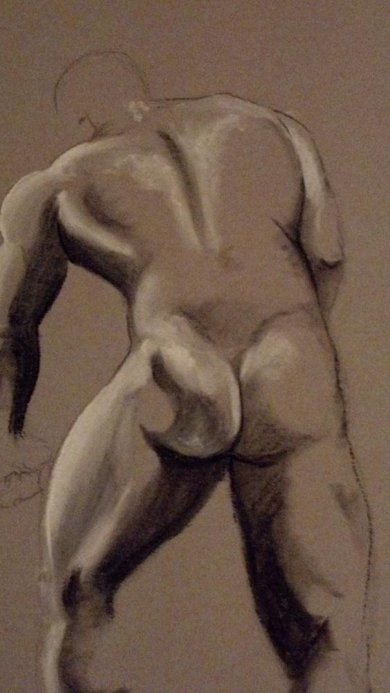 Art. Sex. Vitruvian Gallery. NDG-03-19-2013 (1/3)
