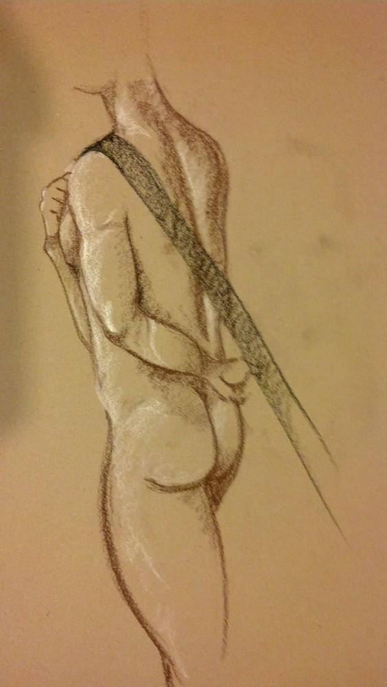 Art. NDG. Vitruvian Gallery. 01-07-14. Jay (1/6)