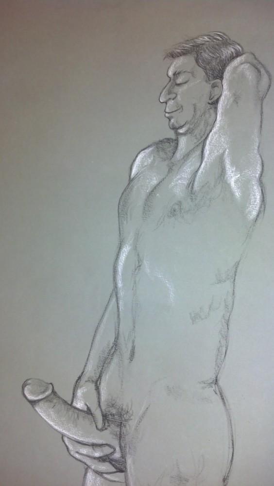 Art. NDG. Vitruvian Gallery. 01-07-14. Jay (6/6)