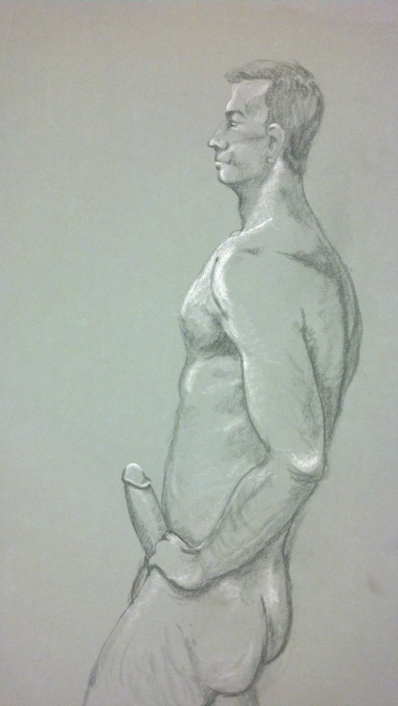 Art. NDG. Vitruvian Gallery. 01-07-14. Jay (4/6)